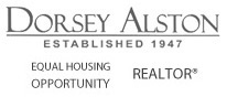 Dorsey Alston; Equal Housing Opportunity; Realtor